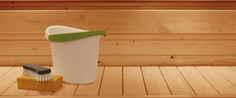 Супи Саунапесу для очистки поверхности