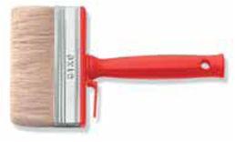Макловица, светлая смешанная щетина 50% топс, пласт. ручка