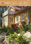 Окраска деревянных фасадов -надежная защита вашего дома