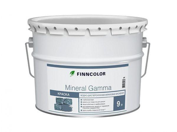 Минерал гамма(Мineral gamma)- щелоче-стойкая краска