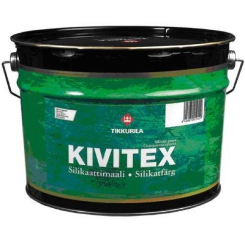 Кивитекс(Kivitex) силикатная грунтовка - неорганическая однокомпонентная фасадная грунтовка