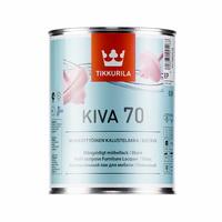 Кива(Kiva) - полуматовый водоразбавляемый акрилатный лак