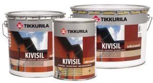 Кивисил(Kivisil) фасадная краска