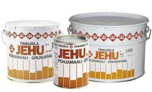 Для грунтования потолков применяют грунтовку Еху(JEHU)