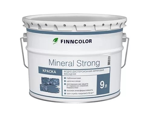 Минерал стронг(Мineral strong) Finncolor