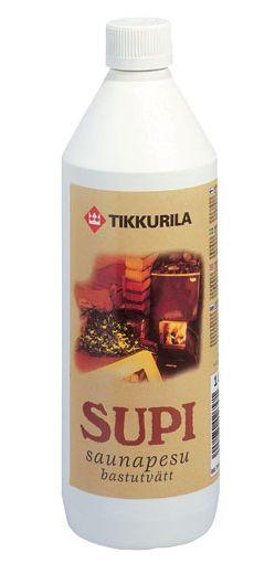 Супи Саунапесу для очистки бани и сауны, Тиккурила