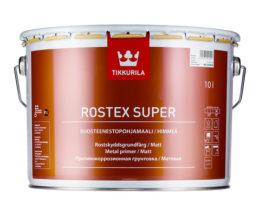 Rostex Super грунтовка по металлу