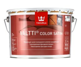 Tikkurila Valtti color satin