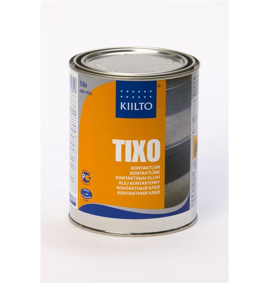 ТИКСО (Tixo) контактный клей