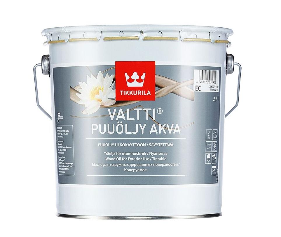Идеальная защита дерева от Valtti Akva