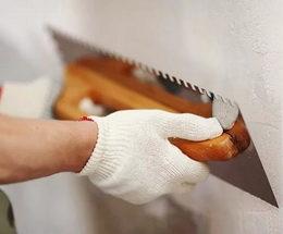 Шпатлевки для стен и потолков