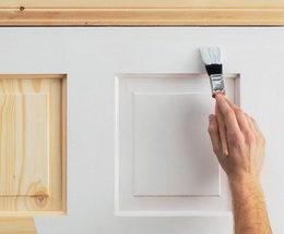 Краски для дверей, окон и мебели