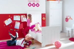 Магнитная краска для детской комнаты
