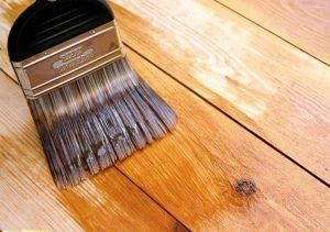Обработка древесины перед хранением