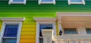Краска Тиккурила для деревянных фасадов