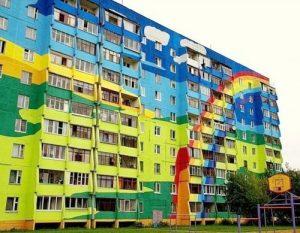 Акрилатные краски для фасадов