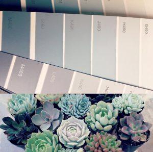 Выбор цвета для наружной окраски