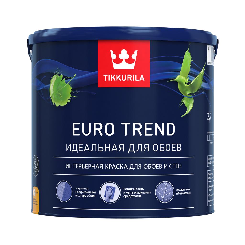 Краска Euro Trend, Тиккурила
