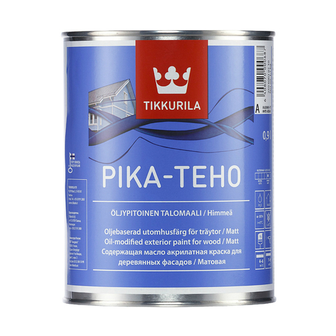 Пика-Техо(Pika-Teho) от компании Тиккурила