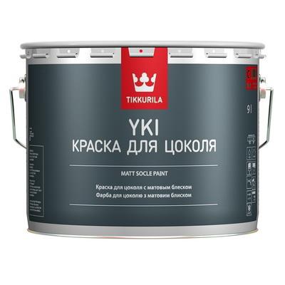 Юки(Yki) краска для цоколя