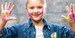 Краска Ремонти Ясся для детской комнаты