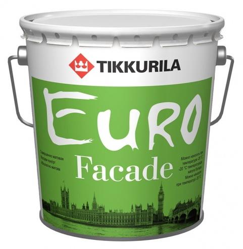 Евро Фасад Тиккурила