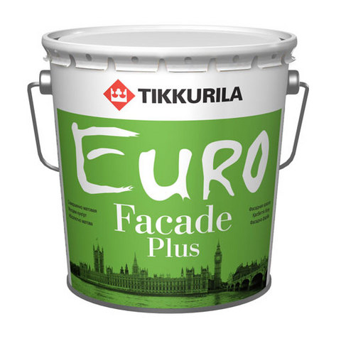 Евро Фасад Плюс Тиккурила