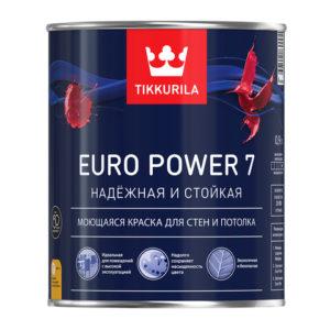 Краска Тиккурила Евро 7