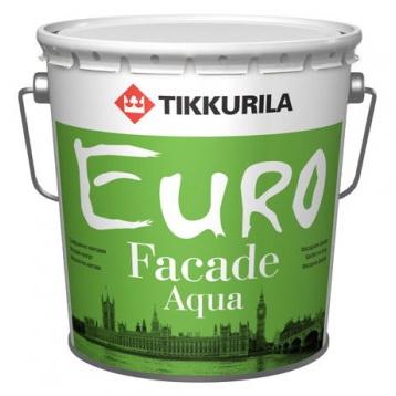 Евро Фасад Аква краска для минеральных фасадов