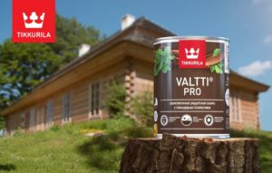 Бесцветный антисептик Tikkurila Valtti Pro