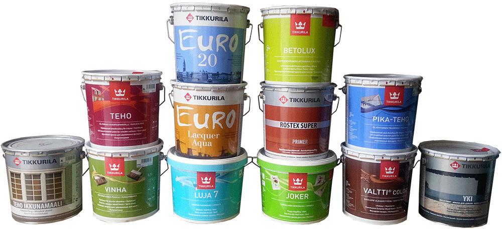 Краска по бетону тиккурила купить в спб себестоимость бетонных смесей