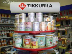 Какие лакокрасочные материалы купить Tikkurila