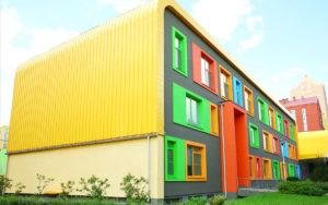 Фасадные краски Тиккурила (Tikkurila)