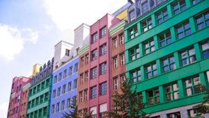 Низкие цены фасадной краски у компании ЛидерЛКМ