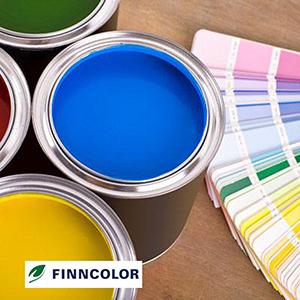 Лакокрасочные материалы Finncolor