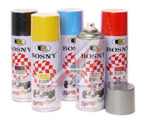 Купить краску в аэрозольных баллончиках