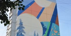 Краска Finncolor на фестивале Крась