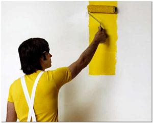 Купите краски для внутренних работ в Профи Центре