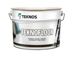 Особенности линейки Teknofloor от Текнос