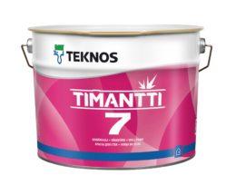 Timantti 7 защитит от всего!