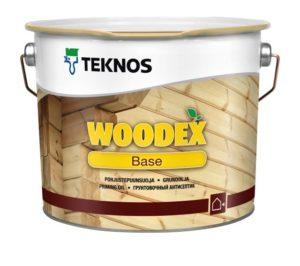 Woodex Base для натуральной древесины