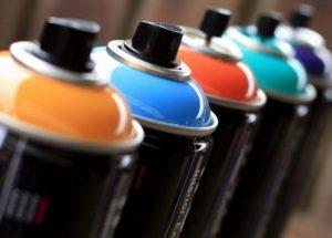Аэрозольные краски на все случаи жизни