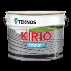 KIRJO AQUA: водоразбавляемая кровельная краска