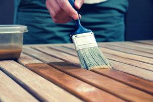 Бесцветный антисептик для дерева
