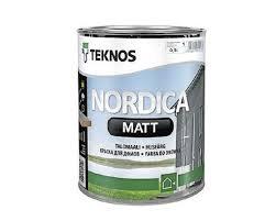 Особенности краски Nordica Matt