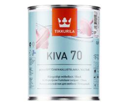 Лак Тиккурила Кива (Tikkurila Kiva)