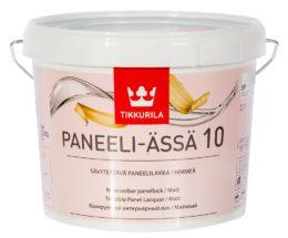 Акрилатный лак Paneeli Assa от компании LiderLKM