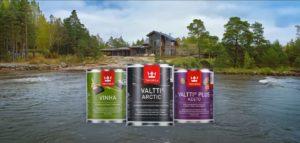 Надежная защита деревянных фасадов