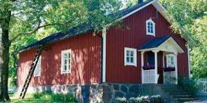 Tikkurila Pika Teho для деревянных фасадов