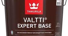 Valtti Primer и Valtti Expert Base — безупречный выбор для практичных хозяев